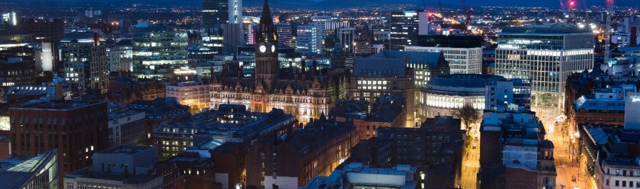 Manchester Skyline 011 2018